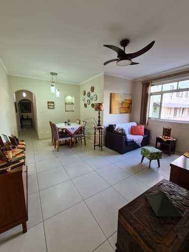 Apartamento, código 1602 em Santos, bairro Marapé