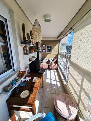 Apartamento, código 1604 em Santos, bairro Vila Belmiro