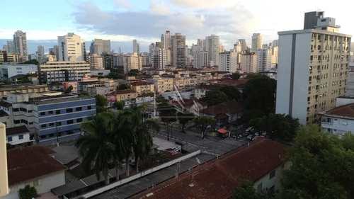 Apartamento, código 1612 em Santos, bairro Boqueirão