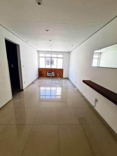 Apartamento, código 1621 em Santos, bairro Aparecida