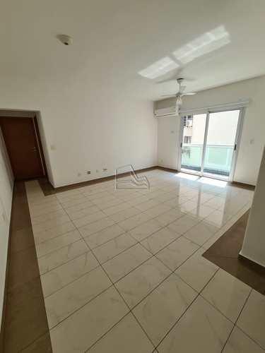 Apartamento, código 1628 em Santos, bairro Embaré