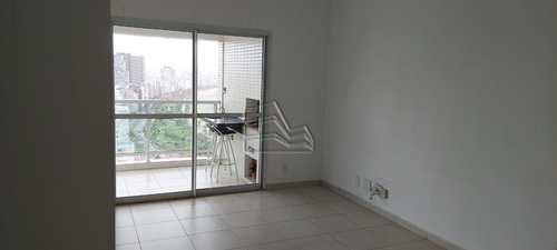 Apartamento, código 1631 em Santos, bairro José Menino