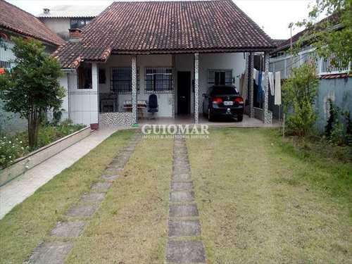 Casa, código 2063 em Praia Grande, bairro Mirim