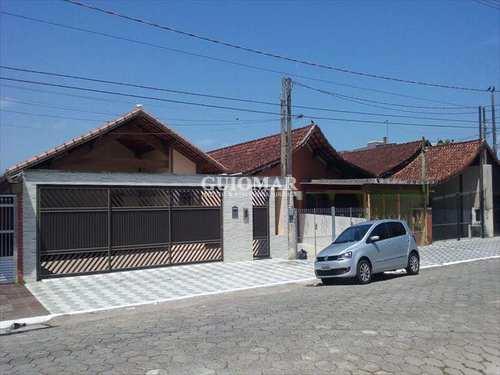 Casa de Condomínio, código 2032 em Praia Grande, bairro Maracanã