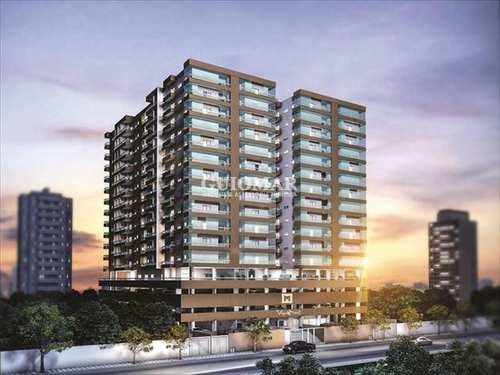 Apartamento, código 2020 em Praia Grande, bairro Caiçara