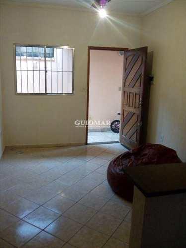 Casa de Condomínio, código 1119 em Praia Grande, bairro Maracanã