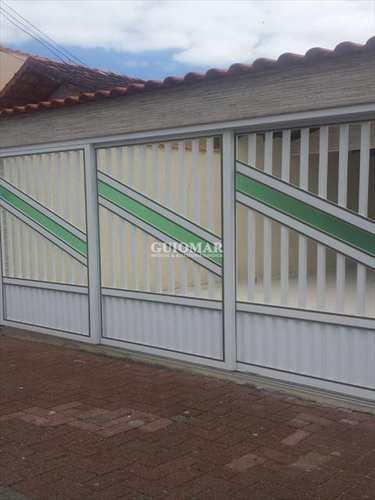 Casa, código 1094 em Praia Grande, bairro Mirim