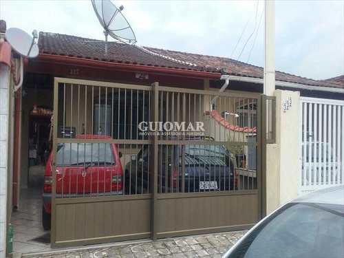 Casa, código 1064 em Praia Grande, bairro Caiçara