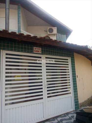 Sobrado, código 1043 em Praia Grande, bairro Sítio do Campo