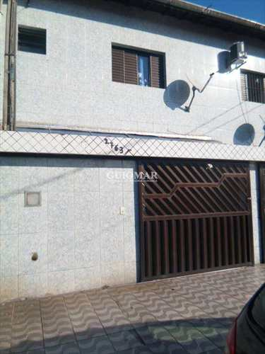 Sobrado, código 963 em Praia Grande, bairro Guilhermina