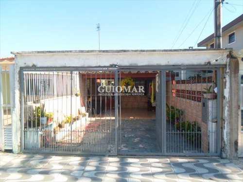 Casa, código 951 em Praia Grande, bairro Caiçara