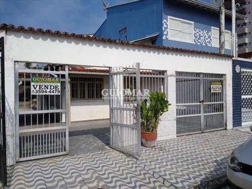 Casa, código 901 em Praia Grande, bairro Caiçara