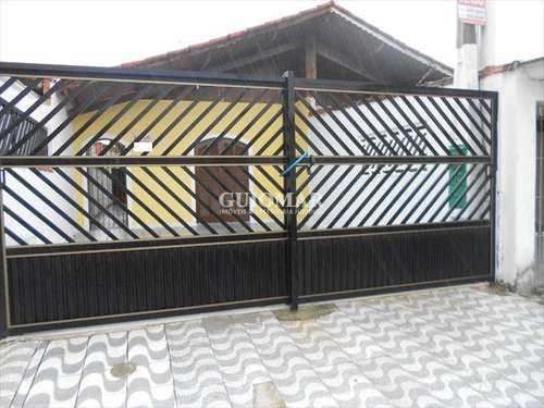 Casa, código 906 em Praia Grande, bairro Caiçara