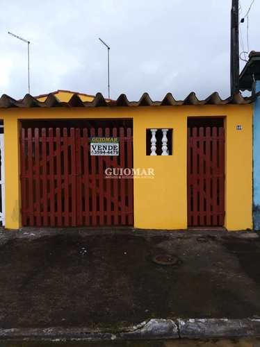 Casa, código 775 em Praia Grande, bairro Princesa