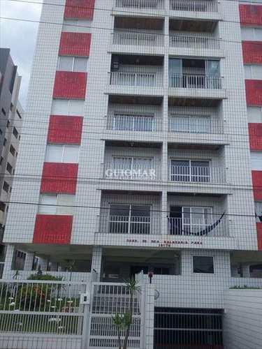 Apartamento, código 768 em Praia Grande, bairro Real