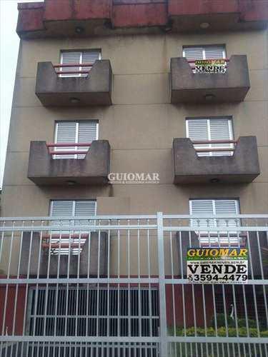 Apartamento, código 740 em Praia Grande, bairro Real