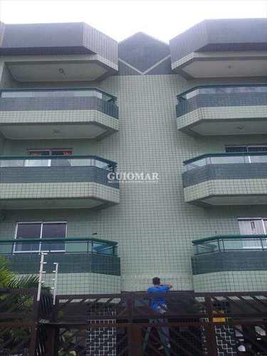 Apartamento, código 733 em Praia Grande, bairro Caiçara
