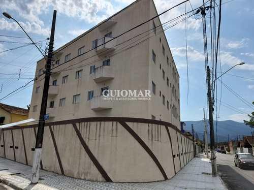 Apartamento, código 2071 em Praia Grande, bairro Caiçara