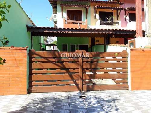 Sobrado, código 2074 em Praia Grande, bairro Caiçara
