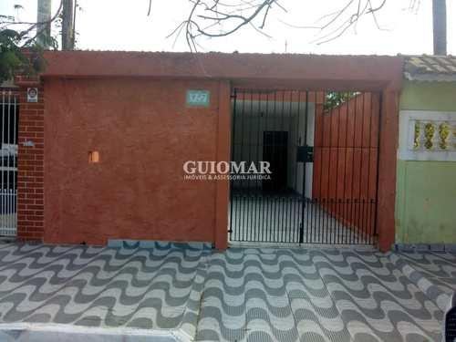 Casa, código 2082 em Praia Grande, bairro Maracanã
