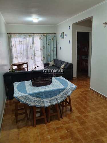 Apartamento, código 2092 em Praia Grande, bairro Caiçara