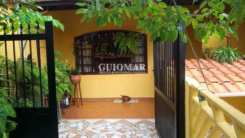 Casa, código 2105 em Praia Grande, bairro Caiçara