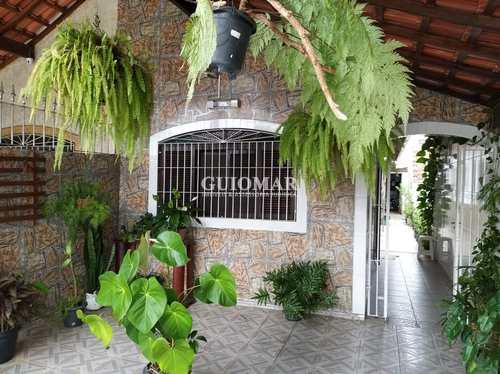 Casa, código 2114 em Praia Grande, bairro Caiçara