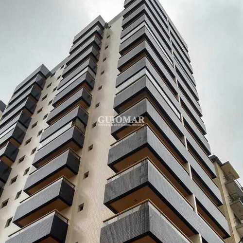 Apartamento, código 2122 em Praia Grande, bairro Caiçara