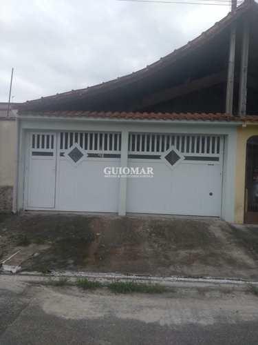 Casa, código 2143 em Praia Grande, bairro Caiçara