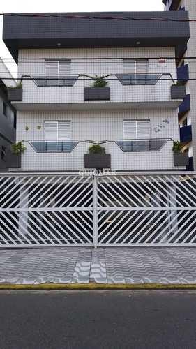 Apartamento, código 2145 em Praia Grande, bairro Caiçara