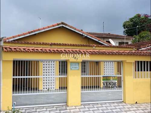 Casa, código 2146 em Praia Grande, bairro Real