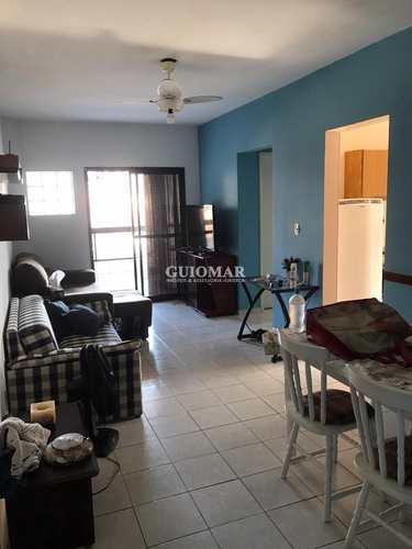 Apartamento, código 2210 em Praia Grande, bairro Ocian