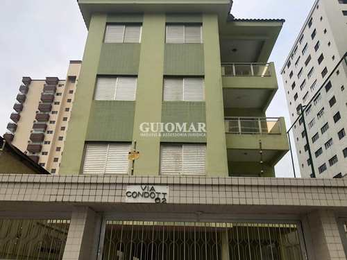 Apartamento, código 2229 em Praia Grande, bairro Caiçara