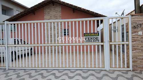 Casa, código 2243 em Praia Grande, bairro Princesa