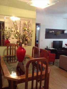 Apartamento, código 5727 em Santos, bairro Saboó