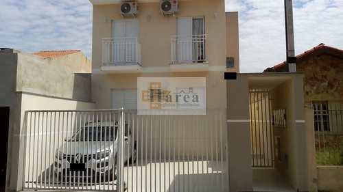 Apartamento, código 15668 em Sorocaba, bairro Vila Santana