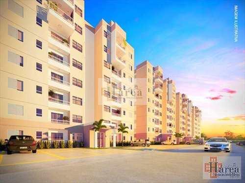 Apartamento, código 10780 em Sorocaba, bairro Jardim Vera Cruz