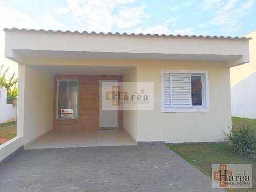 Casa de Condomínio, código 10154 em Sorocaba, bairro Jardim Golden Park Residence II