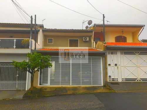 Sobrado, código 13791 em Sorocaba, bairro Jardim Boa Esperança