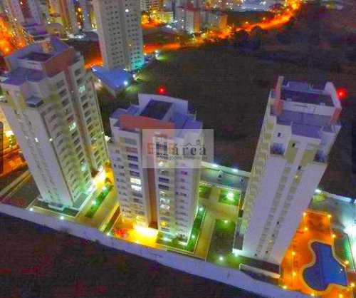 Apartamento, código 14135 em Sorocaba, bairro Parque Campolim
