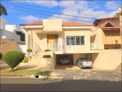 Casa de Condomínio, código 14439 em Sorocaba, bairro Alto da Boa Vista