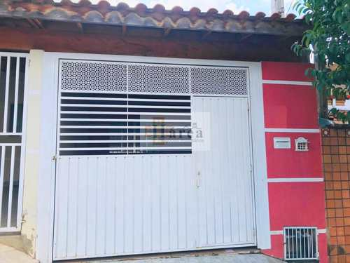 Casa, código 14516 em Sorocaba, bairro Wanel Ville