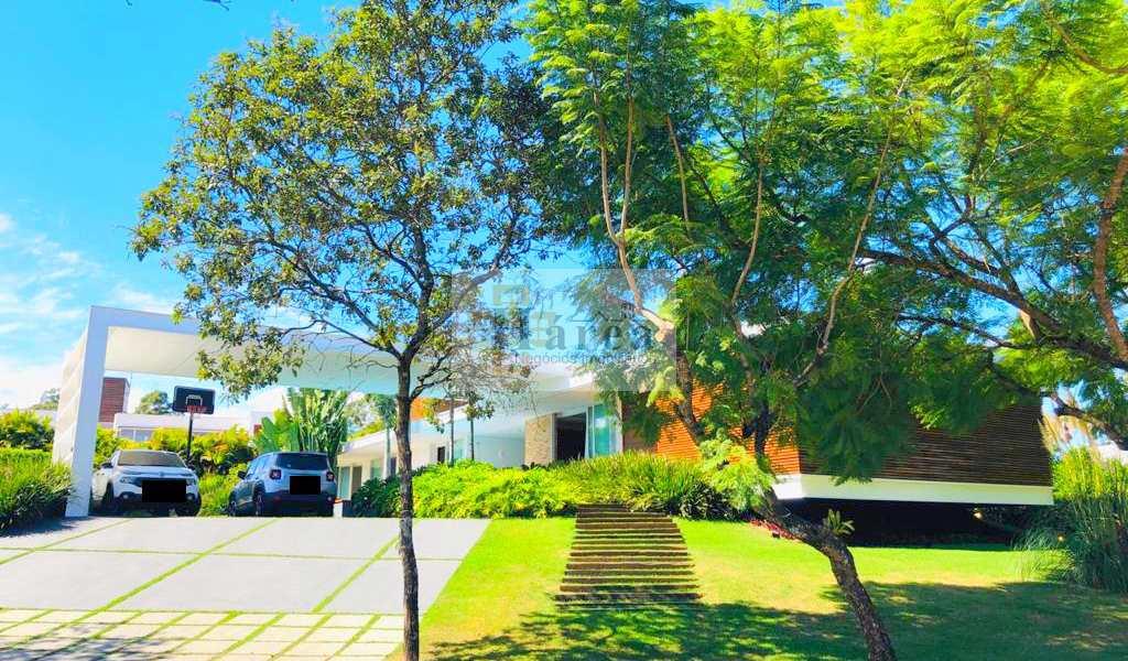 Casa de Condomínio em Araçoiaba da Serra, bairro Lago Azul