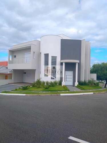 Sobrado de Condomínio, código 15610 em Votorantim, bairro Parque Esplanada