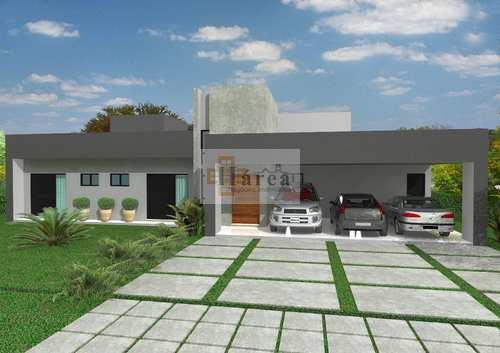 Casa de Condomínio, código 15974 em Araçoiaba da Serra, bairro Lago Azul