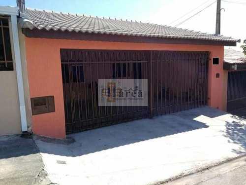 Casa, código 16220 em Sorocaba, bairro Wanel Ville V