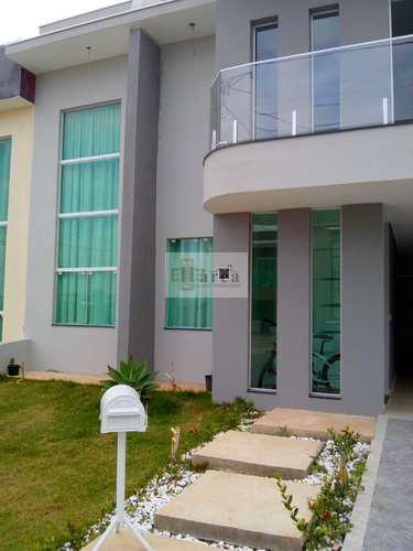 Sobrado de Condomínio, código 16671 em Sorocaba, bairro Ibiti Reserva