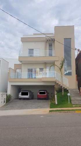 Sobrado de Condomínio, código 16789 em Sorocaba, bairro Ibiti Reserva