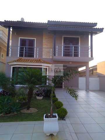 Sobrado de Condomínio, código 16837 em Sorocaba, bairro Ibiti do Paço