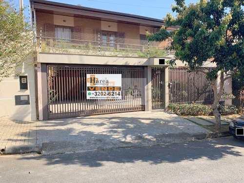 Sobrado, código 17225 em Sorocaba, bairro Jardim América